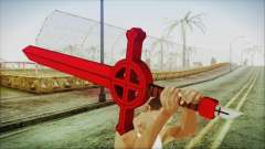 Demon Blood Sword from Adventure Time для GTA San Andreas