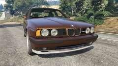 BMW M5 (E34) 1991 v2.0 для GTA 5