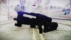 VA-1810X Sub Machine Gun для GTA San Andreas
