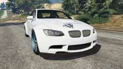BMW M3 (E92) [LibertyWalk] v1.1 для GTA 5