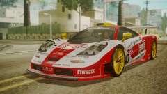 McLaren F1 GTR 1998 Lemans McLaren для GTA San Andreas