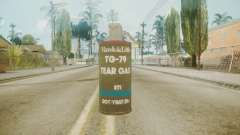 GTA 5 Tear Gas