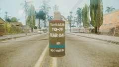 GTA 5 Tear Gas