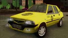 Dacia Solenza Taxi