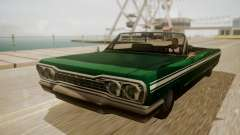 Savanna FnF Skin для GTA San Andreas