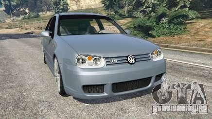 Volkswagen Golf Mk4 R32 для GTA 5