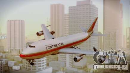 Boeing 747-200 Continental Airlines Red Meatball для GTA San Andreas