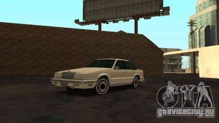 Chrysler New Yorker 1988 для GTA San Andreas