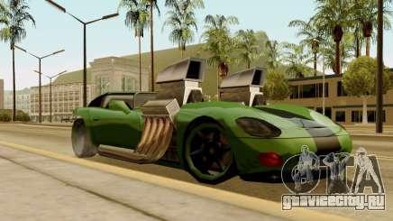 Banshee Twin Mill III Hot Wheels для GTA San Andreas