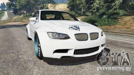 BMW M3 (E92) [LibertyWalk] v1.1 для GTA 5