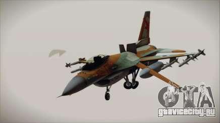 F-16C Block 25 Israeli Air Force для GTA San Andreas