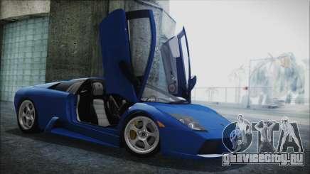 Lamborghini Murcielago 2005 Yuno Gasai HQLM для GTA San Andreas