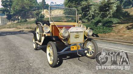 Ford Model T [two colors] для GTA 5