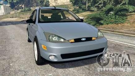 Ford Focus SVT Mk1 для GTA 5