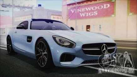 Mercedes-Benz AMG GT 2016 для GTA San Andreas