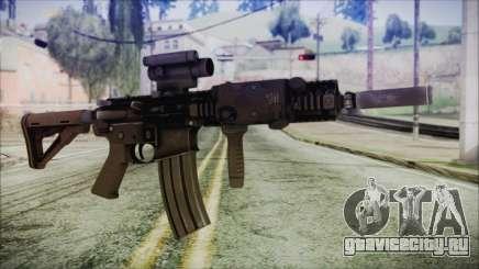 MK18 SEAL для GTA San Andreas