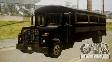 Bus III для GTA San Andreas