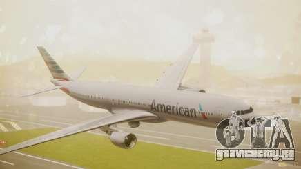 Airbus A330-300 American Airlines для GTA San Andreas