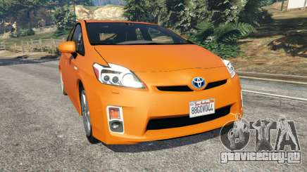 Toyota Prius v1.5 для GTA 5