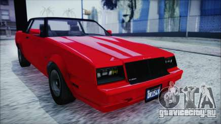 GTA 5 Willard Faction IVF для GTA San Andreas