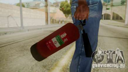 GTA 5 Fire Extinguisher для GTA San Andreas