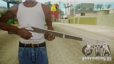 GTA 5 Rifle для GTA San Andreas