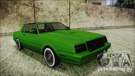GTA 5 Willard Faction Custom для GTA San Andreas