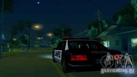 ENB Settings Janeair 1.0 Light для GTA San Andreas