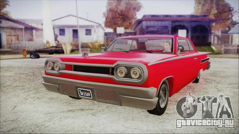 GTA 5 Declasse Clean Voodoo Bobble Version для GTA San Andreas