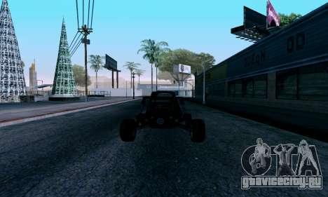 uM ENB для слабых ПК для GTA San Andreas четвёртый скриншот