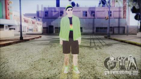 GTA Online Skin 44 для GTA San Andreas второй скриншот