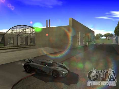 ENB Simple HD v1 для GTA San Andreas