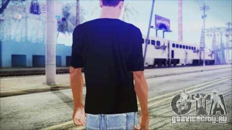 Santa T-Shirt для GTA San Andreas третий скриншот