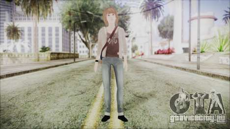 Life is Strange Episode 4 Max для GTA San Andreas второй скриншот