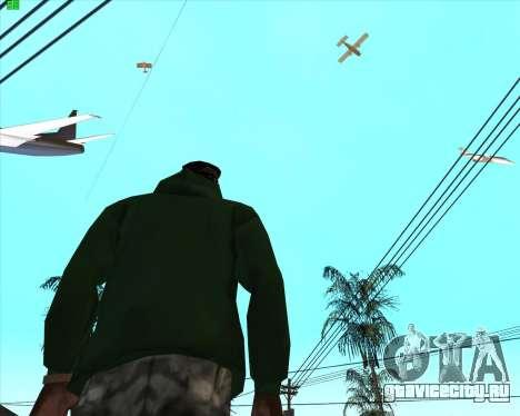 Безумие в штате San Andreas v1.0 для GTA San Andreas третий скриншот