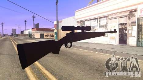 Remington 700 HD для GTA San Andreas третий скриншот