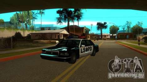 ENB Settings Janeair 1.0 Light для GTA San Andreas шестой скриншот