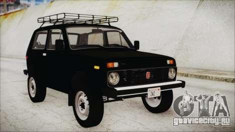 ВАЗ 2121 Нива 1600 2.0 для GTA San Andreas