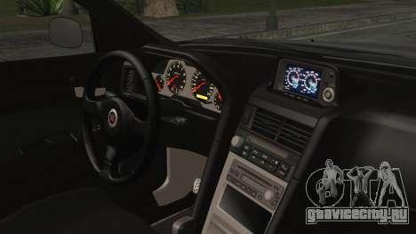 Nissan Skyline Nismo Body Kit для GTA San Andreas вид справа