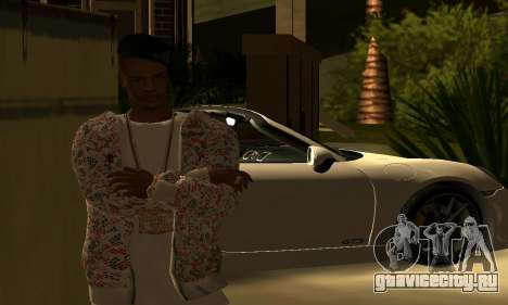 Mens Mega Pack для GTA San Andreas шестой скриншот