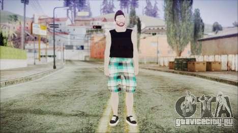 GTA Online Skin 39 для GTA San Andreas второй скриншот