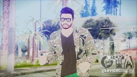 GTA Online Skin 28 для GTA San Andreas