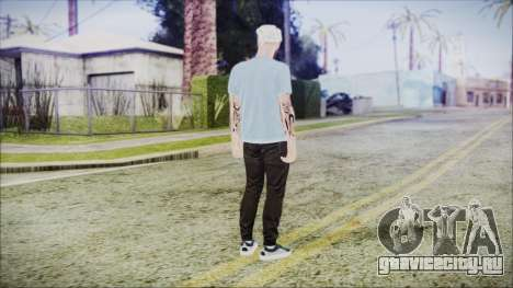 GTA Online Skin 5 для GTA San Andreas третий скриншот