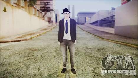 GTA Online Skin 49 для GTA San Andreas второй скриншот