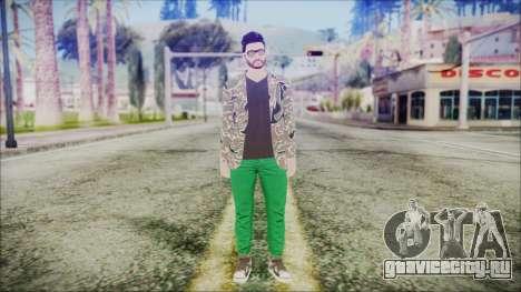 GTA Online Skin 28 для GTA San Andreas второй скриншот