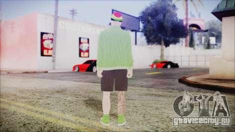 GTA Online Skin 44 для GTA San Andreas третий скриншот