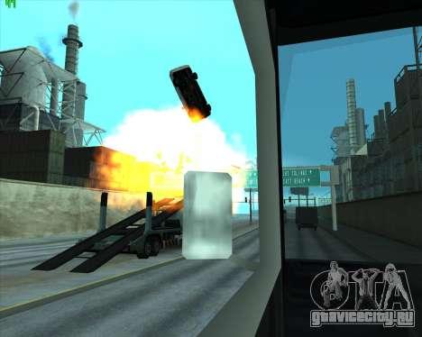 Безумие в штате San Andreas v1.0 для GTA San Andreas