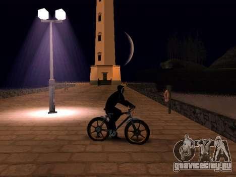 ENB Simple HD v1 для GTA San Andreas четвёртый скриншот