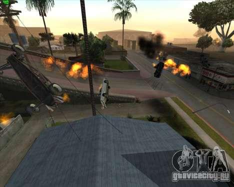 Безумие в штате San Andreas v1.0 для GTA San Andreas пятый скриншот