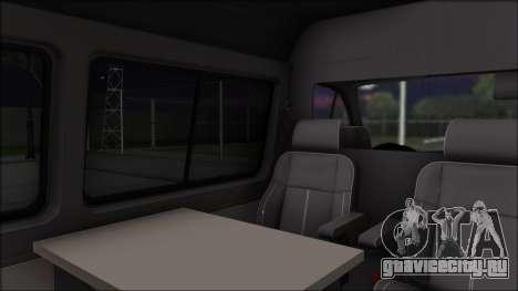 Газ 2217 Luxe для GTA San Andreas вид справа